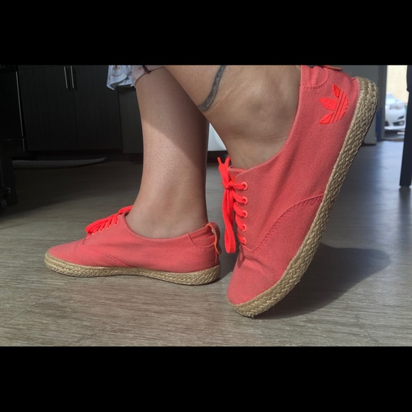 adidas Shoes - Adidas espadrille sneakers